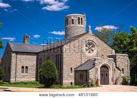 Fort Snelling Veterans Memorial Chapel