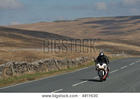 Open Road Motorcycle