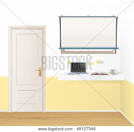 Room With Several Elements