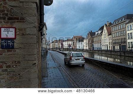 City Homes of Belguim Bruges