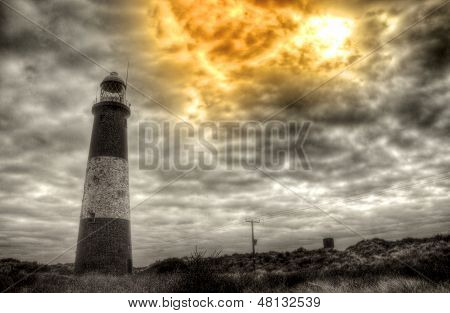 Light above the Lighthouse