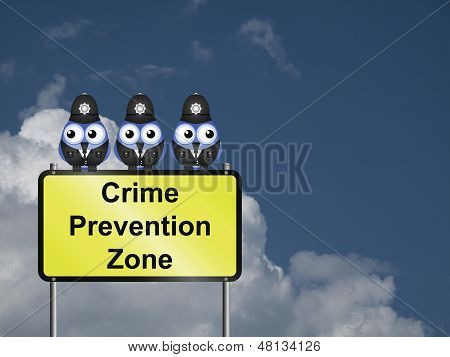 Crime Prevention UK