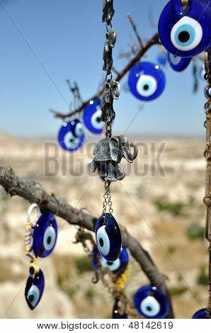 arabic Nazar symbol