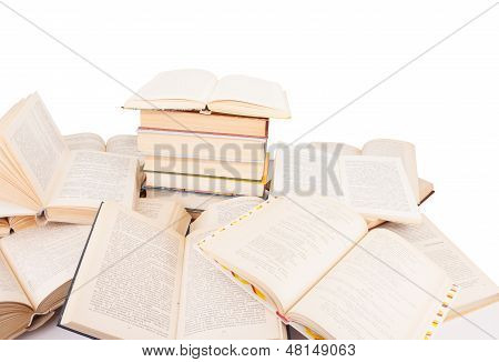 Heap of books