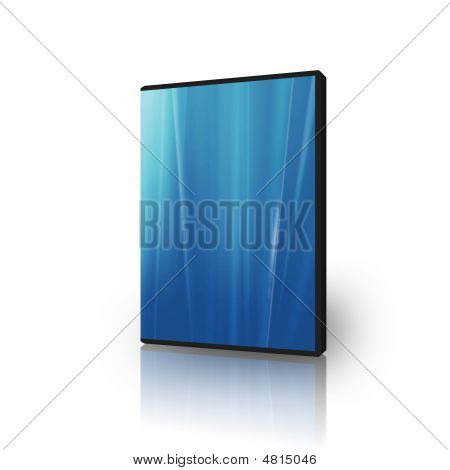 Dvd Case For Software Disks