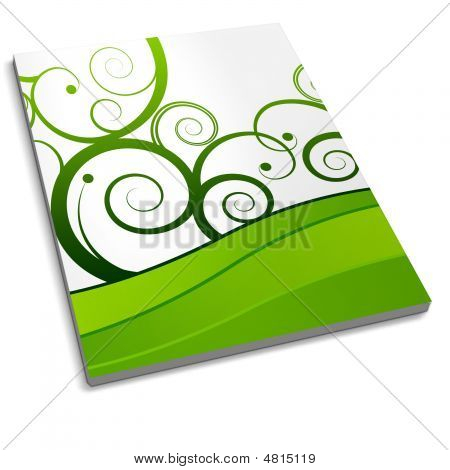 Book, Notebook, Generic White Background