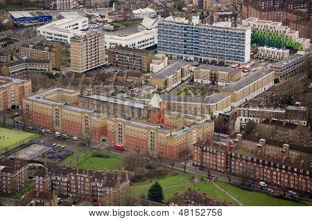 South London Housing Estate