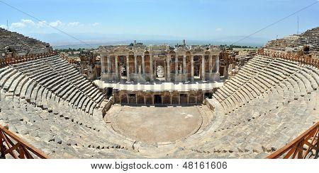 Hierapolis Amphitheater
