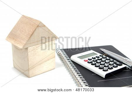 House Of Blocks, A Calculator.