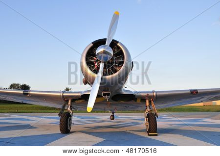 Wwii Trainer Aircraft