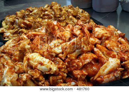 Chicken Wing Preperation 3