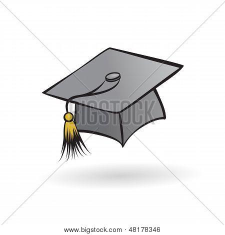hat graduate student