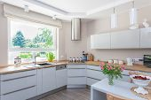 Bright Space - Kitchen
