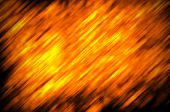 stock photo of muzzy  - Blured colour digital fire background or texture - JPG