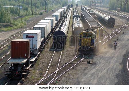 Rail Yard