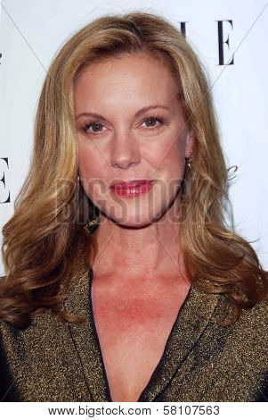 Elizabeth Perkins at the ELLE Magazine's 14th Annual Women In Hollywood Party. Four Seasons Hotel, Beverly Hills, CA. 10-15-07