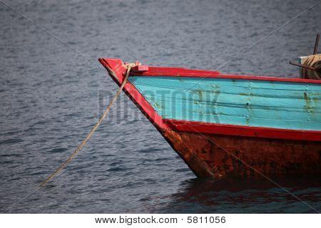 Indonesian Fishing Boat