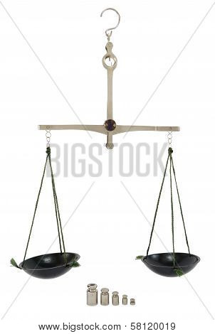 Balance With Weight