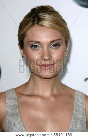 Spencer Grammer at the 2007 ABC All Star Party. Beverly Hilton Hotel, Beverly Hills, CA. 07-26-07
