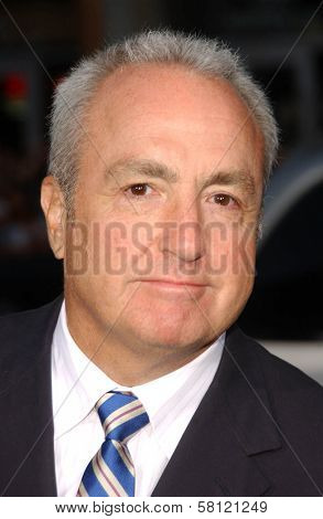 Lorne Michaels at the Los Angeles Premiere of