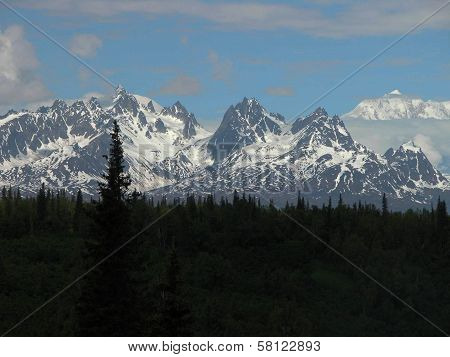 Alaskan Mountains