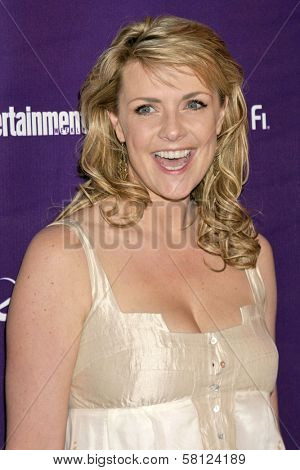 Amanda Tapping at the EW Magazine and Sci-Fi Channel Comic-Con Party. Solamar Hotel, San Diego, CA. 09-28-07