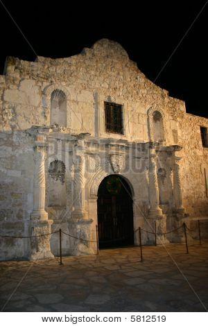 Alamo at San Antonio