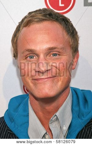 David Anders at the Universal Media Studios Emmy Party. LG House, Malibu, CA. 08-02-07