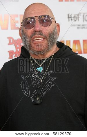 Sid Haig at the Los Angeles Premiere of