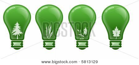 Go Green Lamp