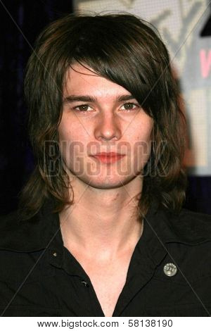 William Beckett arriving at the 2007 MTV Video Music Awards. The Palms Hotel And Casino, Las Vegas, NV. 09-09-07