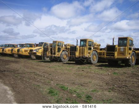 Heavy Contstruction Equipment