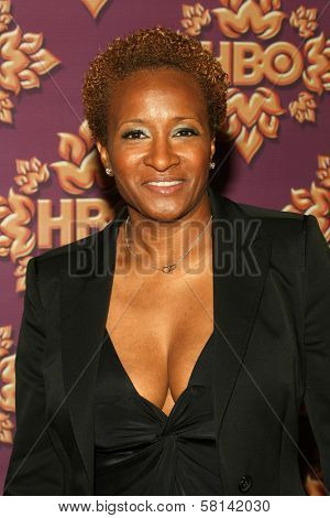 Wanda Sykes at the 2007 HBO Emmy After Party. Pacific Design Center, West Hollywood, CA. 09-16-07