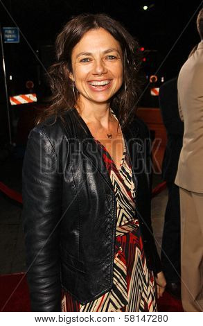 Justine Bateman at the World Premiere of