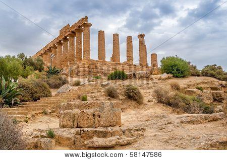 Juno Temple In Agrigento