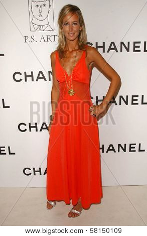 Lady Victoria Hervey at the Chanel and P.S. Arts Party. Chanel Beverly Hills Boutique, Beverly Hills, CA. 09-20-07