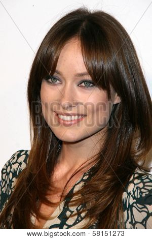 Olivia Wilde at the Teen Vogue Young Hollywood Party. Vibiana, Los Angeles, CA. 09-20-07