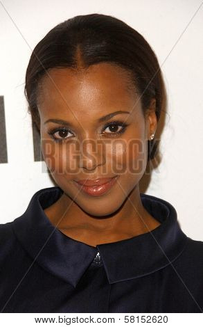 Kerry Washington at the Chanel and P.S. Arts Party. Chanel Beverly Hills Boutique, Beverly Hills, CA. 09-20-07