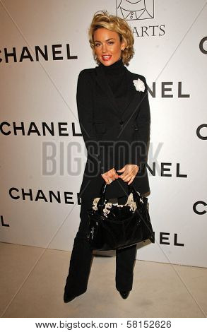 Kelly Carlson at the Chanel and P.S. Arts Party. Chanel Beverly Hills Boutique, Beverly Hills, CA. 09-20-07