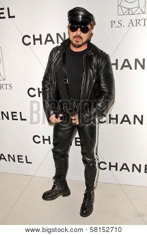 Peter Marino at the Chanel and P.S. Arts Party. Chanel Beverly Hills Boutique, Beverly Hills, CA. 09-20-07