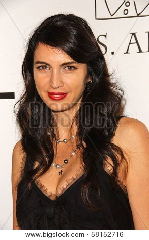 Shiva Rose McDermott at the Chanel and P.S. Arts Party. Chanel Beverly Hills Boutique, Beverly Hills, CA. 09-20-07
