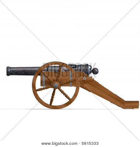 Field Artillery Cannon