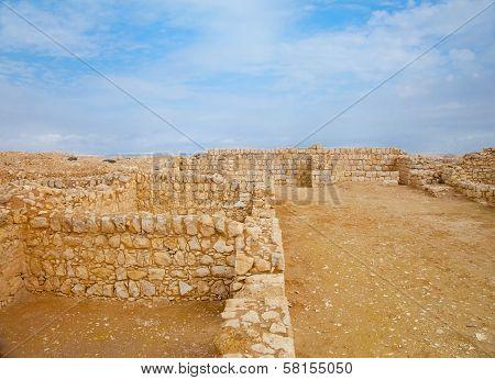 Detail Of Roman Camp