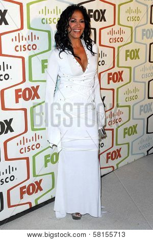 Sheila E.  at the FOX Fall Eco Casino Party. Area Nightclub, Los Angeles, CA. 09-24-07