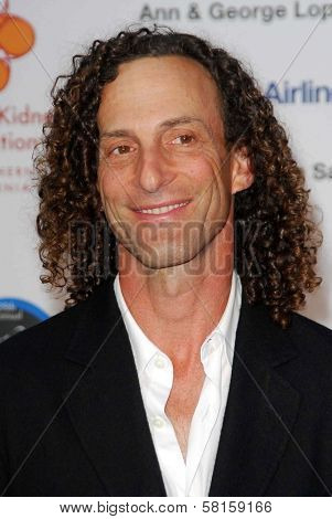 Kenny G at The 28th Annual Gift Of Life Tribute Celebration by the National Kidney Foundation of Southern California. Warner Bros. Studios, Burbank, CA. 04-29-07