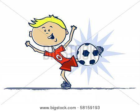 Soccer Kid