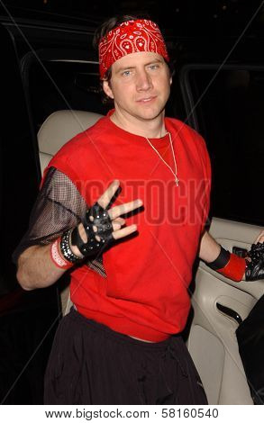 Jamie Kennedy at the Los Angeles Party for