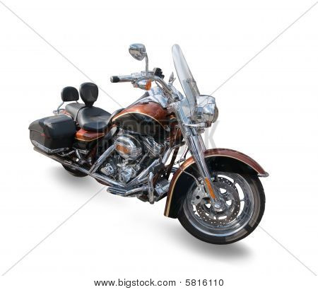 Large Motor Cycle