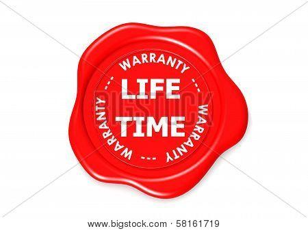 Life time seal