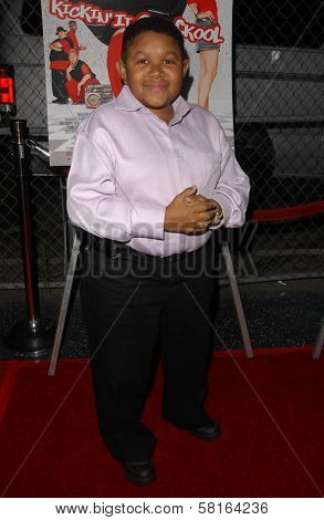 Emmanuel Lewis at the Los Angeles Party for
